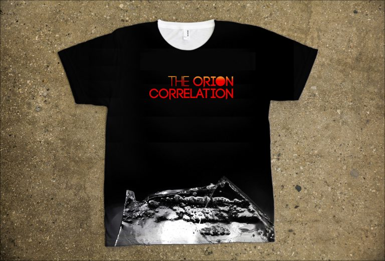 Divine Debris All-Over Print T-Shirt