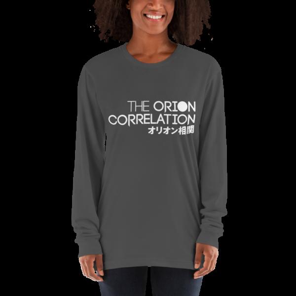 Unisex Long Sleeve T-shirt 1